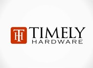 Timely Hardware Logo - Entry #25