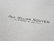 Paul William Nguyen, Attorney at Law Logo - Entry #31