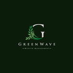 Green Wave Wealth Management Logo - Entry #232