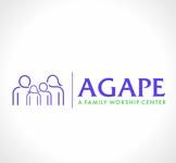 Agape Logo - Entry #86