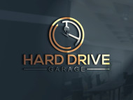 Hard drive garage Logo - Entry #111