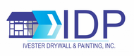 IVESTER DRYWALL & PAINTING, INC. Logo - Entry #97