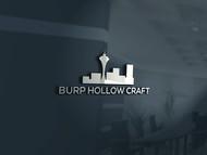 Burp Hollow Craft  Logo - Entry #157
