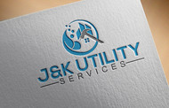 J&K Utility Services Logo - Entry #70