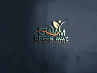 Green Wave Wealth Management Logo - Entry #94