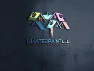 uHate2Paint LLC Logo - Entry #105