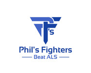 Phil's Fighters Logo - Entry #16