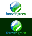 ForeverGreen Logo - Entry #78