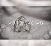 Valley Vows Logo - Entry #142