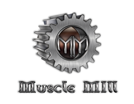 Muscle MIll Logo - Entry #142