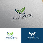 Frappaketo or frappaKeto or frappaketo uppercase or lowercase variations Logo - Entry #65