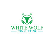 White Wolf Consulting (optional LLC) Logo - Entry #492