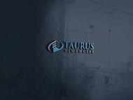 "Taurus Financial (or just ""Taurus"") Logo - Entry #395"