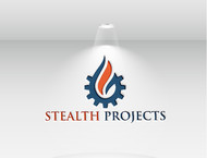 Stealth Projects Logo - Entry #273