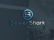 Sewer Shark Logo - Entry #124
