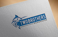 Two Brothers Roadhouse Logo - Entry #51