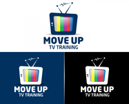 Move Up TV Training  Logo - Entry #85