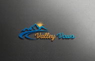 Valley Vows Logo - Entry #38