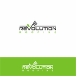 Revolution Roofing Logo - Entry #258