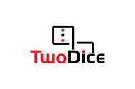 Two Dice Logo - Entry #106