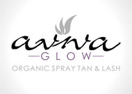 AVIVA Glow - Organic Spray Tan & Lash Logo - Entry #122