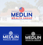 Medlin Wealth Group Logo - Entry #33