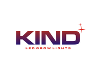 Kind LED Grow Lights Logo - Entry #17