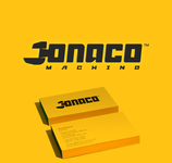 Jonaco or Jonaco Machine Logo - Entry #87