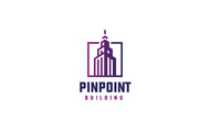 PINPOINT BUILDING Logo - Entry #112