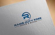 Rams Duty Free + Smoke & Booze Logo - Entry #168