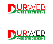 Durweb Website Designs Logo - Entry #29