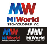 MiWorld Technologies Inc. Logo - Entry #36