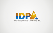 IVESTER DRYWALL & PAINTING, INC. Logo - Entry #156