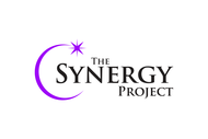"""The Synergy Project"" and place the word ""season three"" underneath in smaller front either as "" season 3"" or ""season three"" Logo - Entry #63"