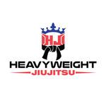 Heavyweight Jiujitsu Logo - Entry #175