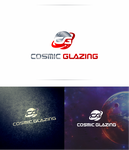 Cosmic Glazing Logo - Entry #72