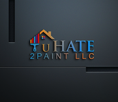 uHate2Paint LLC Logo - Entry #53