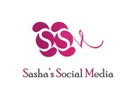 Sasha's Social Media Logo - Entry #50