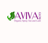 AVIVA Glow - Organic Spray Tan & Lash Logo - Entry #43
