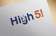 High 5! or High Five! Logo - Entry #121