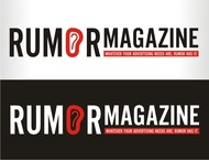Magazine Logo Design - Entry #99