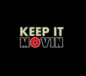 Keep It Movin Logo - Entry #355
