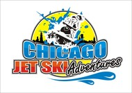 Chicago Jet Ski Adventures Logo - Entry #22