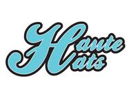 Haute Hats- Brand/Logo - Entry #56