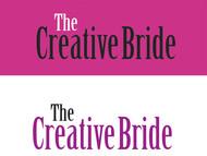 The Creative Bride Logo - Entry #5