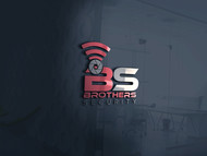 Brothers Security Logo - Entry #116
