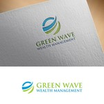 Green Wave Wealth Management Logo - Entry #287