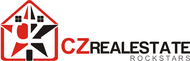 CZ Real Estate Rockstars Logo - Entry #167