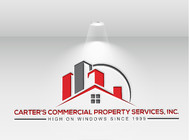 Carter's Commercial Property Services, Inc. Logo - Entry #162