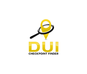 DUI Checkpoint Finder Logo - Entry #4